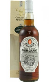 GLEN GRANT - 25 Year Old The Gordon & MacPhail Speyside Malt Range