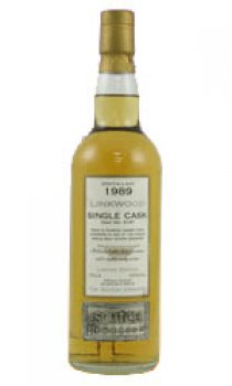 Linkwood - 1991 Gordon & MacPhail Cask Strength Range
