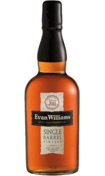Evan Williams - 2004 Single Barrel