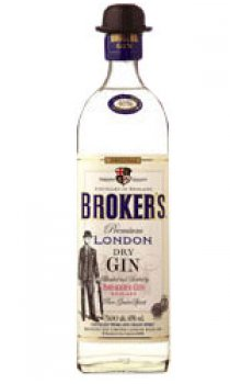Brokers - Export Gin 47%