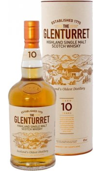 Glenturret - 10 Year Old