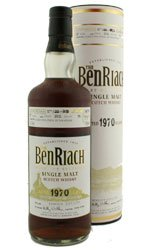 BENRIACH - Distilled 1970 34 Year Old Limited Release