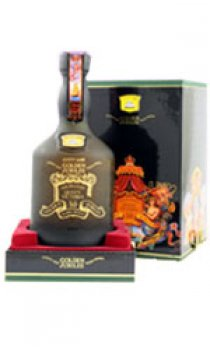 CUTTY SARK - Golden Jubilee Decanter (Queen Victoria)