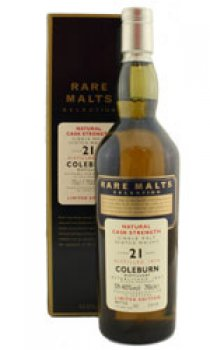 COLEBURN - 21 Year Old