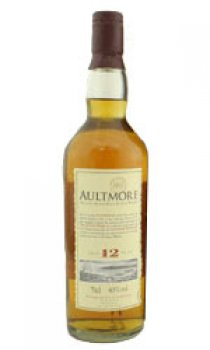 AULTMORE - 12 Year Old