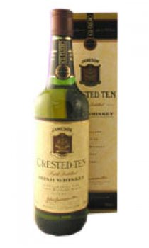 JAMESON - Crested Ten 10 Year Old