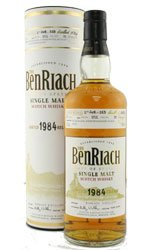 BENRIACH - Distilled 1984 20 Year Old Limited Release