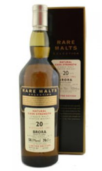 BRORA - 20 Year Old