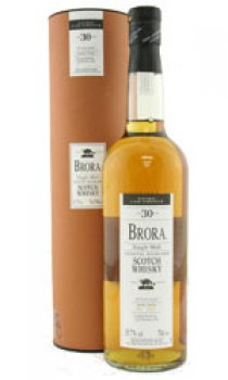 BRORA - 30 Year Old 2006 Release
