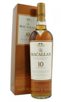 MACALLAN - 10 Year Old Sherry Oak