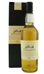 Glenlossie - 10 Year Old Flora and Fauna