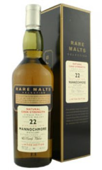 MANNOCHMORE - 22 Year Old