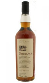Mortlach - 16 Year Old Flora and Fauna
