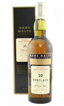 MORTLACH - 20 Year Old