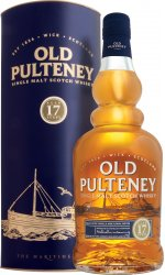 Old Pulteney - 17 Year Old Unchillfiltered