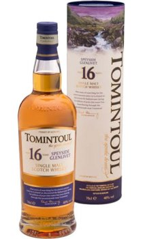Tomintoul - 16 Year Old