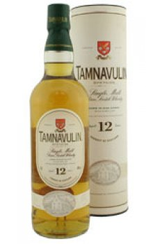 TAMNAVULIN - 12 Year Old