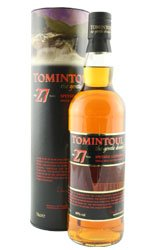 TOMINTOUL - 27 Year Old