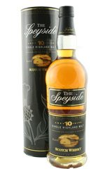 THE SPEYSIDE - 10 Year Old