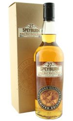 SPEYBURN - 27 Year Old Highland Selection Ltd Edition