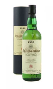 TULLIBARDINE - Distilled 1993