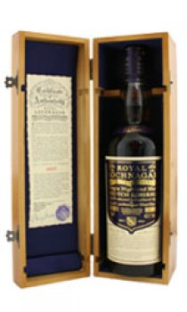 ROYAL LOCHNAGAR - Select Reserve In Wooden Box