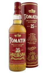 TOMATIN - 25 Year Old