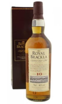 ROYAL BRACKLA - 10 Year Old