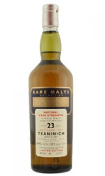 TEANINICH - 23 Year Old Rare