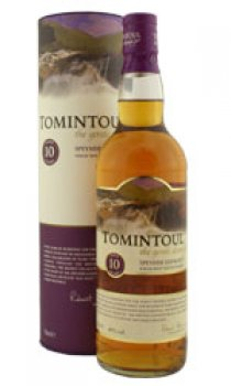 TOMINTOUL - 10 Year Old