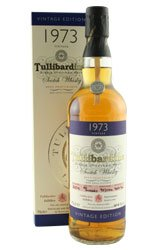 TULLIBARDINE -  Distilled 1973 Cask Strength