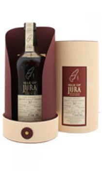 JURA - 30 Year Old Cask Strength Numbered & Signed Ltd Edition