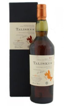 TALISKER - 20 year Old 2002 Bottling