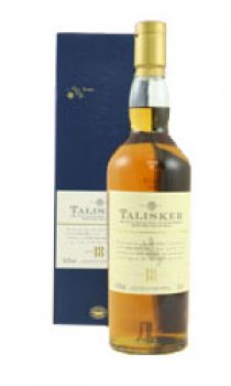 Talisker - 18 Year Old