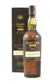 Talisker - Distilled 2001 Amoroso Finish