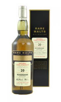 ROSEBANK - 20 Year Old Distilled 1981, 62.3%
