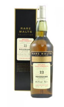 ROSEBANK - 22 Year Old Distilled 1981, 61.1%