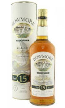 BOWMORE - 15 Year Old 'Mariner'