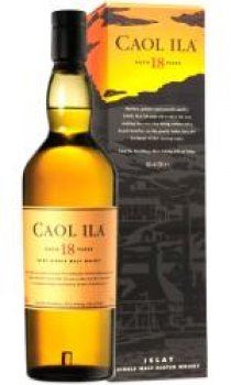 Caol Ila - 18 Year Old