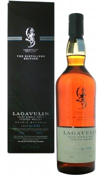 Lagavulin - Distilled 1997