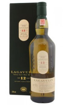 Lagavulin - 12 Year Old Cask Strength