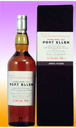 PORT ELLEN - 24 Year Old Cask Strength