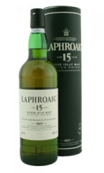 LAPHROAIG - 15 Year Old