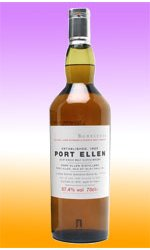 PORT ELLEN - 25 Year Old