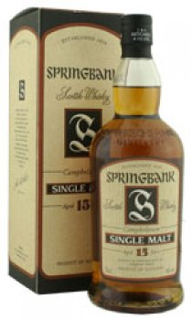 Springbank - 15 Year Old