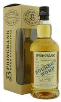 SPRINGBANK - 12 Year Old Distilled 1991 Bourbon Cask