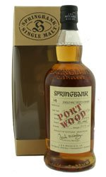 SPRINGBANK -14 Year Old Port Cask