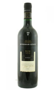Wyndham Estate - Bin 555 Shiraz 2005