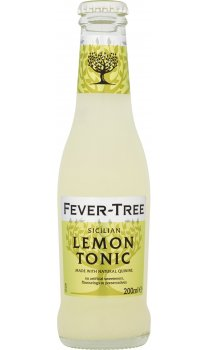 Fever Tree - Lemon Tonic (Bitter Lemon)