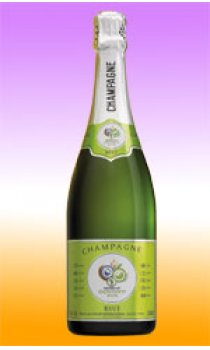 LANSON - World Cup 2006 Brut